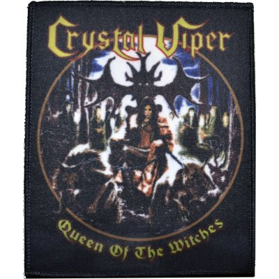 Patch Crystal Viper Queen Of The Witches