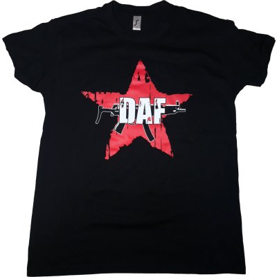 T-Shirt DAF Roter Stern