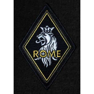 Patch Rome Lion Head Logo