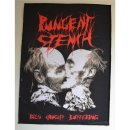 Backpatch PUNGENT STENCH Been Caught Buttering 30,3 x...