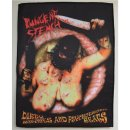 Backpatch PUNGENT STENCH Dirty Rhymes And Psychotronic...