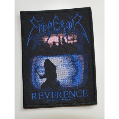 Patch EMPEROR Reverence 10,2 x 7,5 cm