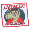 Patch ENFORCER The Black Angel Patch 8,5 cm x 9,5 cm