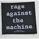 Aufnäher RAGE AGAINST THE MACHINE Logo