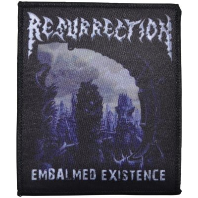 Patch RESURRECTION Embalmed Existence Patch 11 cm x 9,5 cm
