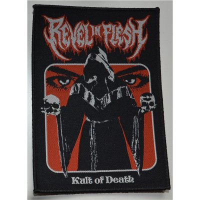 Patch REVEL IN FLESH Kult Of Death Patch 14 x 10 cm