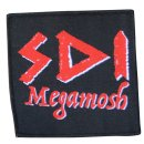 Patch SDI Megamosh Logo Patch 9,5 cm x 9,5 cm