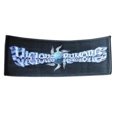 Patch VICIOUS RUMORS Logo Patch 5,5 cm x 14,5 cm