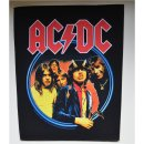 Backpatch AC/DC Highway To Hell