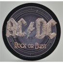 Backpatch AC/DC Rock Or Bust