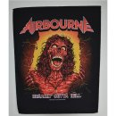Backpatch AIRBOURNE Breakin Outa Hell 30 cm x 36 cm