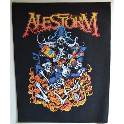 Backpatch ALESTORM Pirate Entry Level