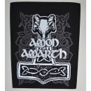 Backpatch AMON AMARTH Hammer