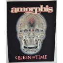 Backpatch AMORPHIS Queen Of Time - 30 cm x 36 cm