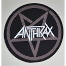 Backpatch ANTHRAX Pentathrax