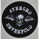 Backpatch AVENGED SEVENFOLD Death Bat