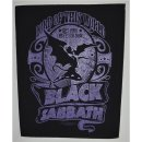 Backpatch BLACK SABBATH Lord Of This World