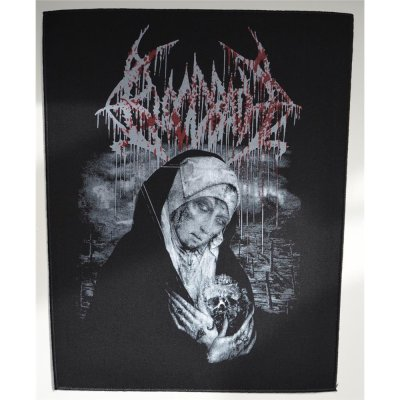 Backpatch BLOODBATH Grand Morbid Funeral - 30 cm x 36 cm