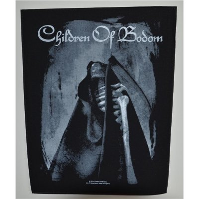 Backpatch CHILDREN OF BODOM Fear The Reaper