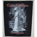 Backpatch CHILDREN OF BODOM Halo Of Blood 30 cm x 36,3 cm