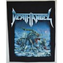 Backpatch DEATH ANGEL The Dream Calls For Blood