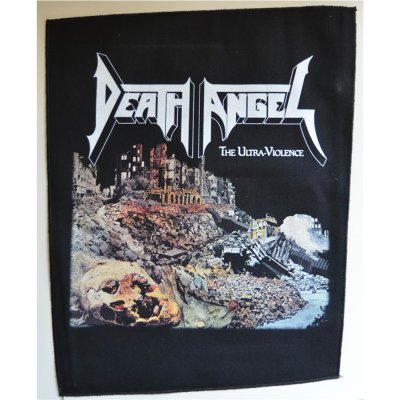 Backpatch DEATH ANGEL The Ultra Violence