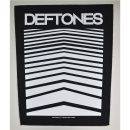 Backpatch DEFTONES Abstract Lines