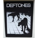 Backpatch DEFTONES Panther