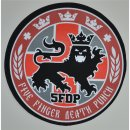 Backpatch FIVE FINGER DEATH PUNCH Legionary Seal