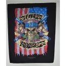 Backpatch GUNS N ROSES Flag 30 cm x 36,3 cm
