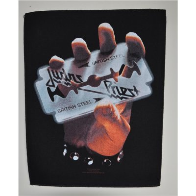 Backpatch JUDAS PRIEST British Steel