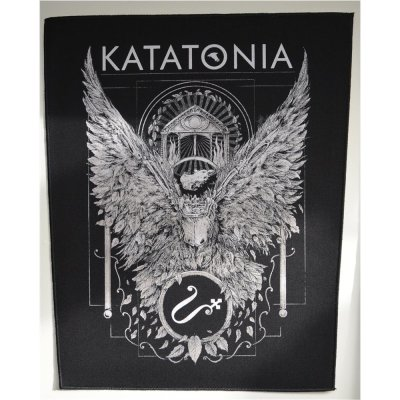 Backpatch KATATONIA Temple