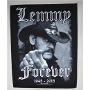 Backpatch LEMMY Forever 30 cm x 36,3 cm