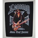 Backpatch LEMMY Stone Deaf
