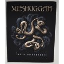 Backpatch MESHUGGAH Catch 33 - 30 cm x 36 cm