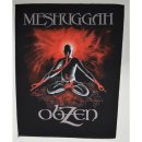 Backpatch MESHUGGAH Obzen