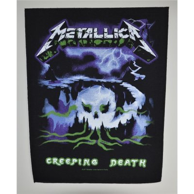 Backpatch METALLICA Creeping Death