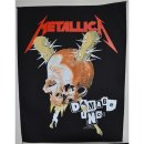 Backpatch METALLICA Damage Inc.