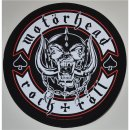 Backpatch Motörhead Biker