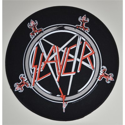 Backpatch SLAYER Pentagram