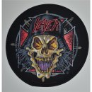 Backpatch SLAYER Wehrmacht Circular 28,5 cm