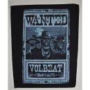 Backpatch VOLBEAT Wanted
