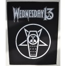 Backpatch WEDNESDAY 13 What The Night Brings