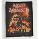 Patch AMON AMARTH Surtur Rising 9,6 cm x 7,5 cm