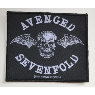 Aufnäher AVENGED SEVENFOLD Death Bat