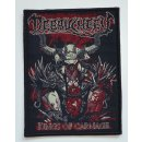 Patch DEBAUCHERY Kings Of Carnage - 10 cm x 13 cm