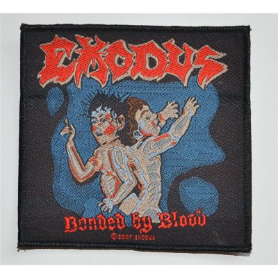 Patch EXODUS Bonded By Blood 10,2 cm x 9,7 cm