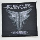 Patch FEAR FACTORY The Industrialist 10,2 cm x 9,8 cm