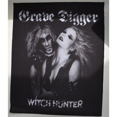 Patch GRAVE DIGGER GH Witch Hunter
