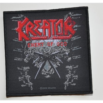 Aufnäher KREATOR Enemy Of God